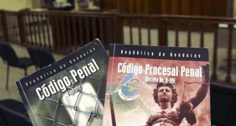 codigo penal Honduras